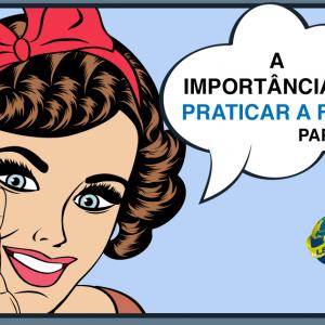 A importância de falar ao estudar uma nova língua!