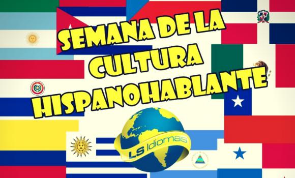 Dia 12/03 começará a semana hispanohablante na LS Idiomas!