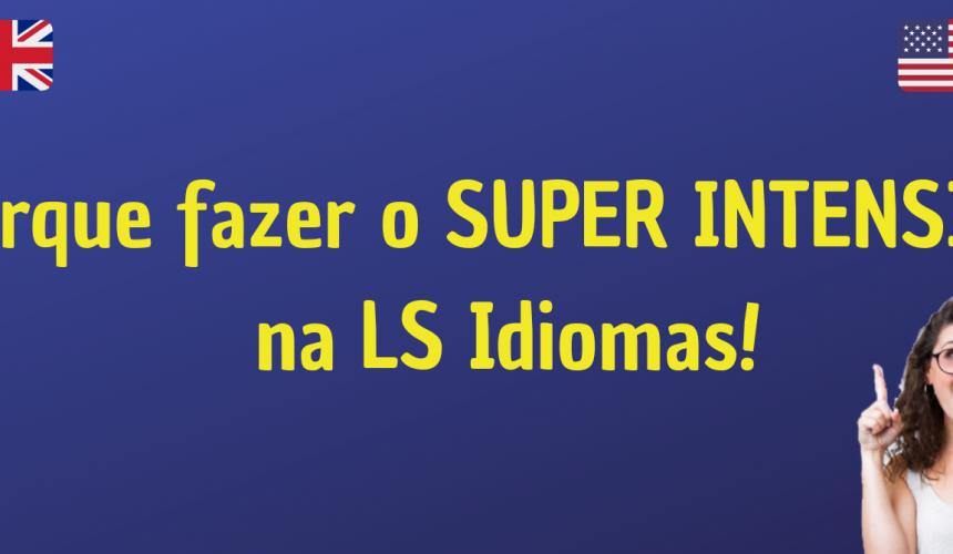SAIBA O PORQUÊ DE FAZER O SUPER INTENSIVO JANEIRO 2019!